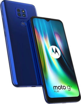 Motorola Moto G9 Play Sapphire Blue