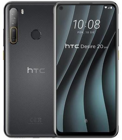 HTC Desire 20 Pro Smoky Black