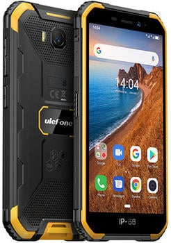 UleFone Armor X6 Orange/Black