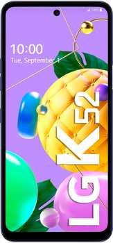 LG K52 Blau