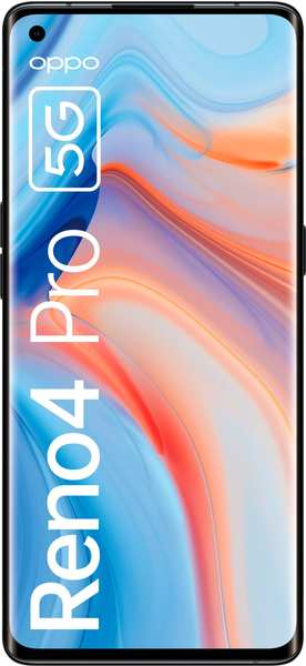 OPPO Reno 4 Pro 5G Space Black