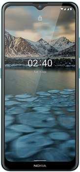 Nokia 2.4 Blau