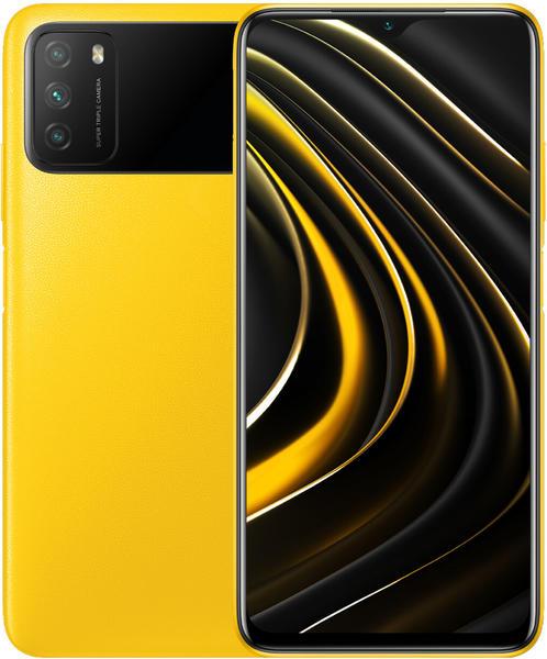 Xiaomi Poco M3 64GB Poco Yellow