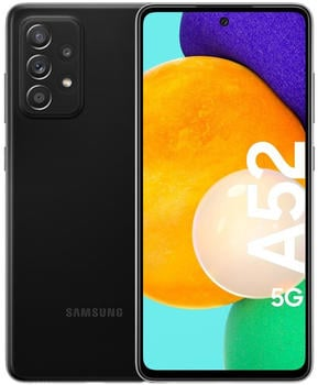 Samsung Galaxy A52 5G 6GB/128GB Awesome Black