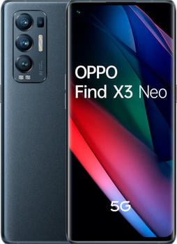 OPPO Find X3 Neo Black