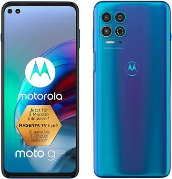 Motorola Moto G100 Iridescent Ocean