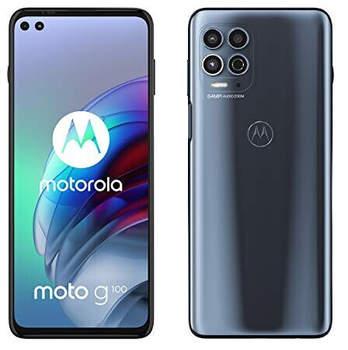 Motorola Moto G100 Slate Grey