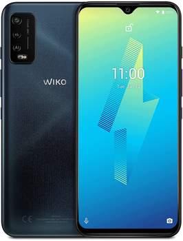 Wiko Power U10 carbon blue