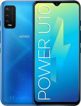 Wiko Power U10 blue denim