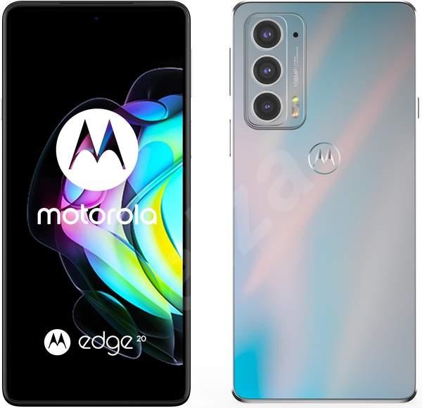 Motorola Edge 20 128GB Frosted White