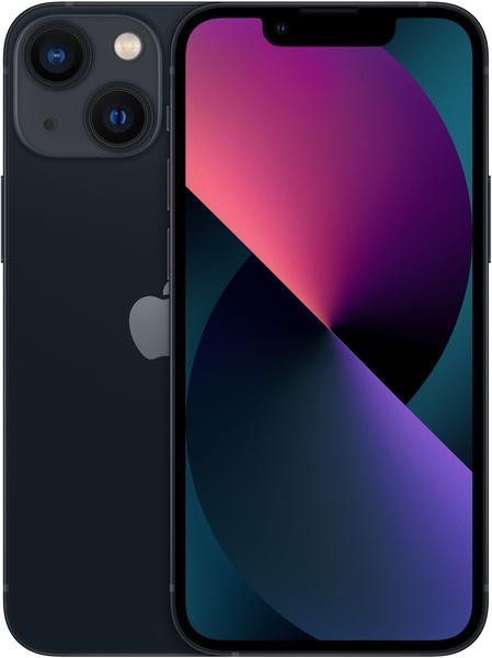 Apple iPhone 13 mini 256GB Mitternacht