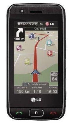 LG GT505 schwarz