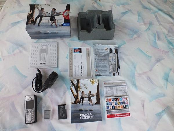 Nokia 6230I DATA Medium