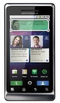 Testbericht Motorola Milestone 2
