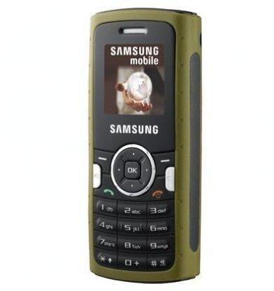 Samsung SGH-M110 schwarzgrau