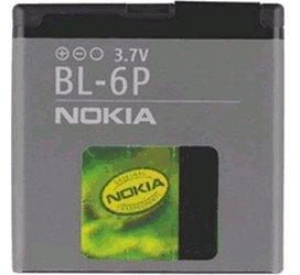 Nokia 6500/7900 Akku (BL-6P)