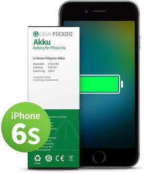 Giga Fixxoo Akku ohne Werkzeug (iPhone 6s)