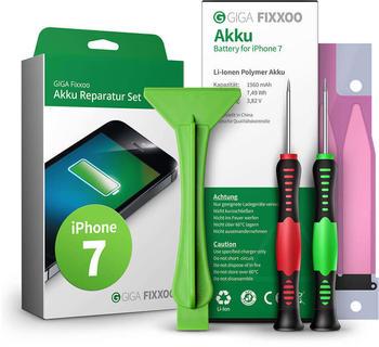 Giga Fixxoo Akku Reparaturset (iPhone 7)