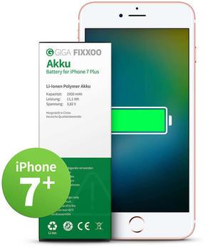 Giga Fixxoo Akku ohne Werkzeug (iPhone 7 Plus)