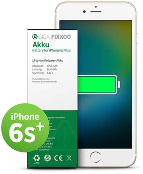 Giga Fixxoo Akku ohne Werkzeug (iPhone 6s Plus)