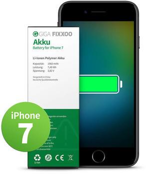 Giga Fixxoo Akku ohne Werkzeug (iPhone 7)