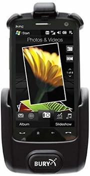 BURY UNI System 9 Ladehalterung (HTC HD mini)
