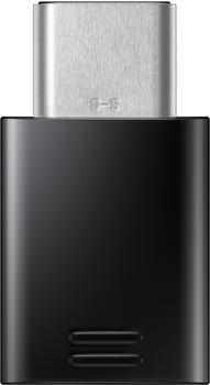Samsung EE-GN930 USB Typ-C auf Micro-USB Adapter schwarz