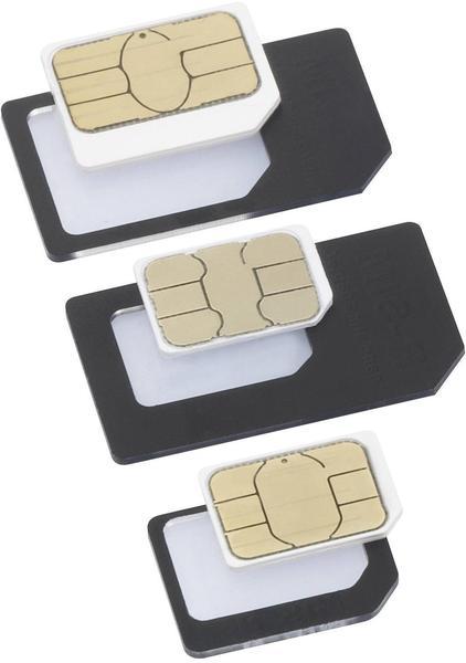 BASEtech SIM Adapter Set