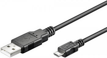 Goobay USB 2.0 Hi-Speed Kabel 1,8m