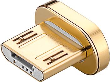 Goobay magnetischer Micro USB Ersatzstecker (77550)