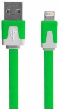 Katinkas Hybrid Blitz Lightning USB Kabel (iPhone 5) grün
