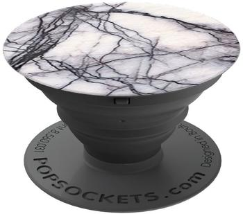 PopSockets Grip & Stand white marble