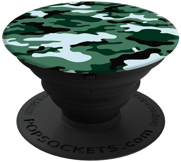 PopSockets Grip & Stand green camo