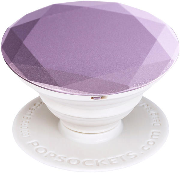 PopSockets Diamond Lilac Metallic