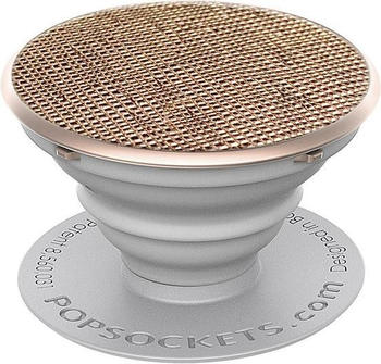 PopSockets Grip & Stand Saffiano Rose Gold