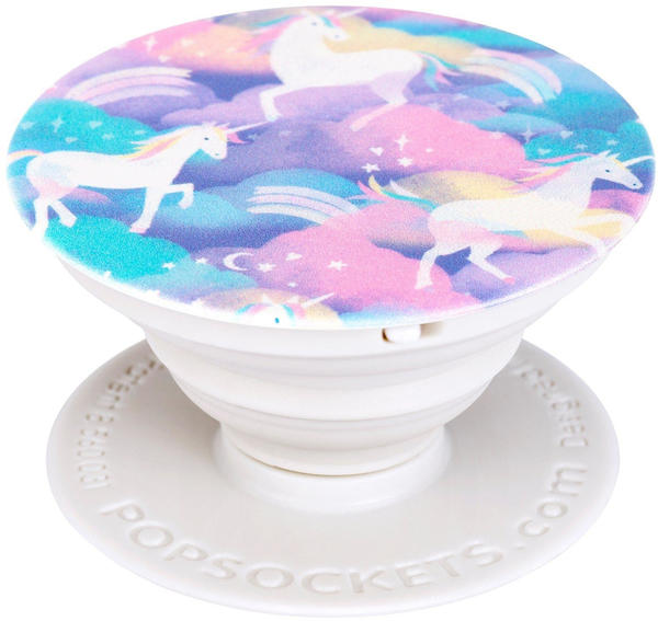 PopSockets Grip & Stand Unicorns in the Air