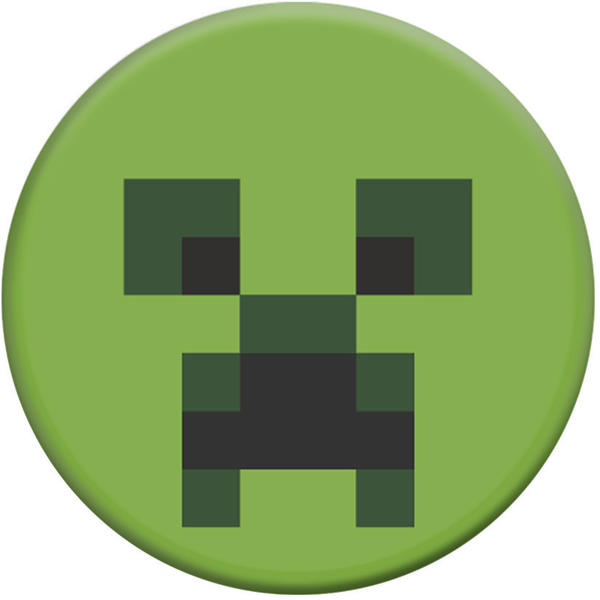 PopSockets Grip & Stand Minecraft Creeper