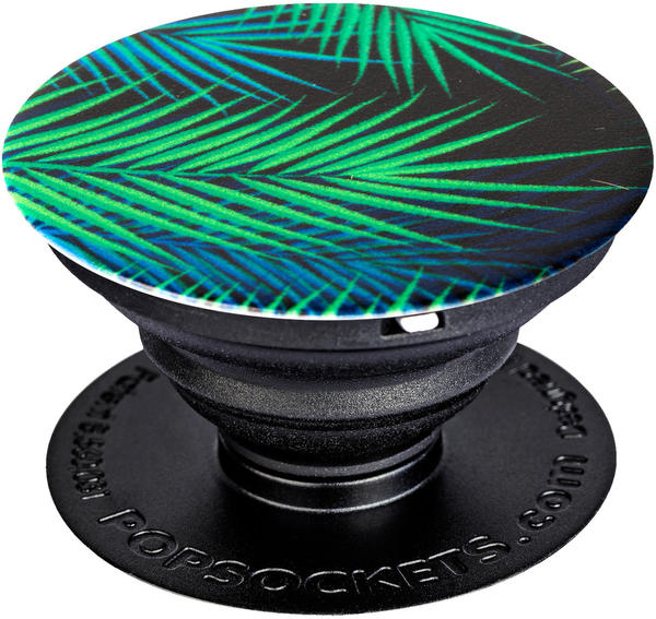 PopSockets Grip & Stand Midnight Palms