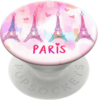 PopSockets Swappable Grip Paris Love