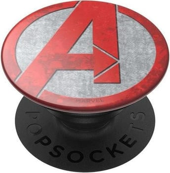 PopSockets Swappable Grip Marvel Avengers Red Icon