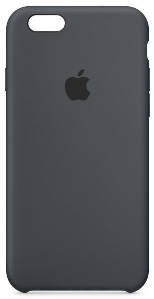 Apple Silikon Case anthrazit (iPhone 6s)