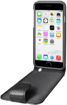 Artwizz SeeJacket Leder Flip schwarz (iPhone 6 Plus)