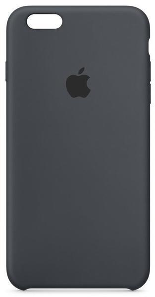 Apple Silikon Case anthrazit (iPhone 6S Plus)