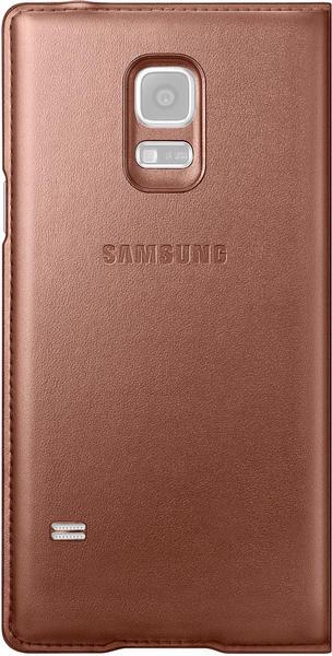 Samsung Flip Cover Rose Gold (Galaxy S5 Mini)