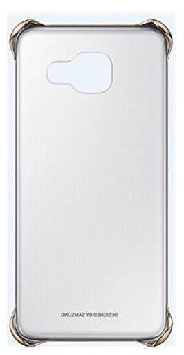 Samsung Clear Cover EF-QA310 gold (Galaxy A3 (2016))