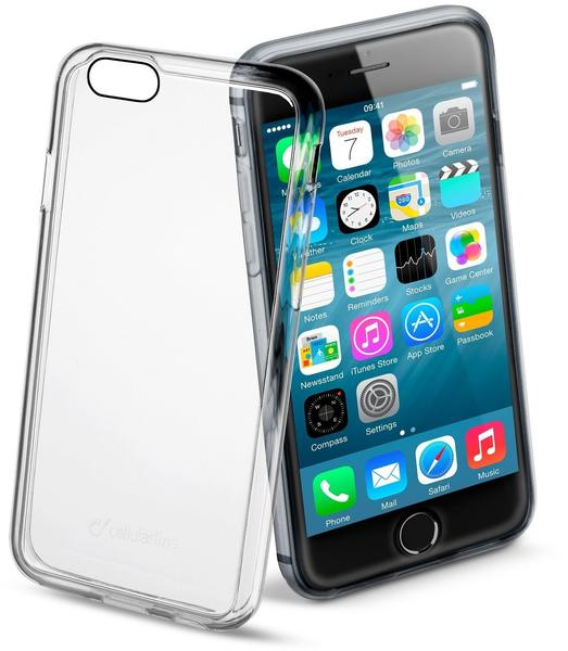 Cellular Line Clear Duo Backcover (iPhone 6/ 6s) transparent