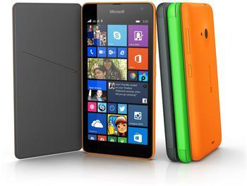 Microsoft Flip Cover CC-3092 orange (Lumia 535)