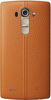 LG Back-Cover Leder für G4, Orange