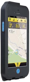 Topeak Ride Case schwarzblau für Apple iPhone 5