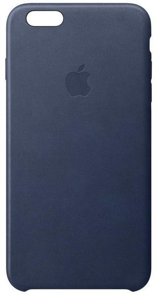 Apple Leder Case mitternachtsblau (iPhone 6S)